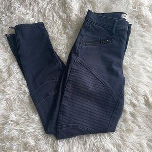GAP Stretch True Skinny Jeans With Zippers